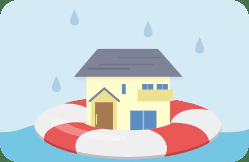 水害に強い家
